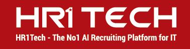 HR1Tech - The No1 AI Recruiting Platform for IT